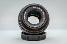 Olympus Zuiko 50mm f/2 ED Macro Lens For Four Thirds. Excellent condition.