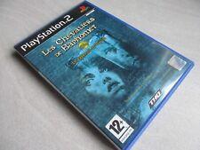 les chevaliers de baphomet playstation 2 PS2 français