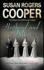 Husband and Wives (A Milt Kovak Mystery)-ExLibrary