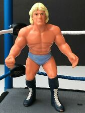 "WCW Nature Boy Ric Flair (blue trunks) 1990 Galoob 4.5"" Wrestling Figure WWE"