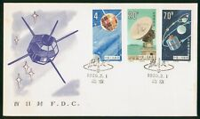 MayfairStamps China 1986 Combo 3 Space Flights First Day Cover wwr4815