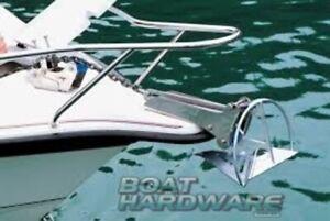 Sarca Anchor Genuine Super Sarca No 2 Suits 4.5-6m Boat Galvanised 6kg Aust Made