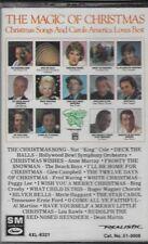 THE MAGIC OF CHRISTMAS - (Cassette,1982)