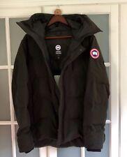 Mens Canada Goose MacMillan Parka - L - Black