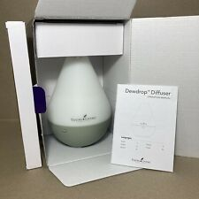 Young Living Dewdrop Essential Oil Ultrasonic Home Diffuser Dew Drop Design NEW