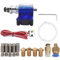3D Printer V6 J head Hot End 1.75mm Filament Bowden Extruder Nozzle