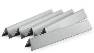 Weber Stainless Steel Flavorizer Bars #7620