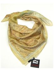 Silk Escape Map scarf - Official IWM wwii air force cloth maps for sale
