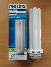 Philips master PL-R Eco 4P 17w/830 extra energy saving bulb