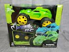 NEW RC Remote Control Monzoo Monster Car Full Function - Green
