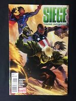 Siege: Young Avengers #1 Marvel Comics One-Shot Mckeever June 2010