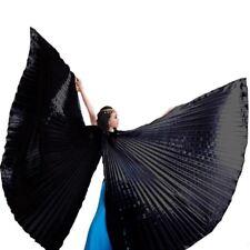 Egypt India Belly Dance Wings Costume Fancy Isis Wings Festival Dance Wings Wear
