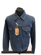 Brutus Gold Skinhead Mod Denim Jacket Bnwt Size L Rrp £80