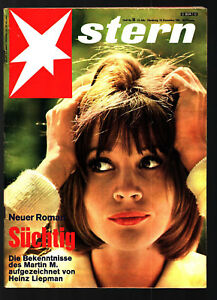 Der Stern 10.12.1961 Carita Järvinen (Cover), Dany Saval