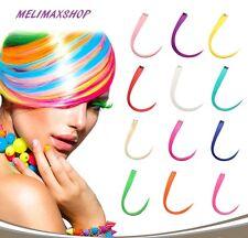 EXTENSION CHEVEUX CLIP COULEURS HAIR NEUVE