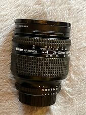 Nikon 24-120mm f/3.5-5.6 AF-D Nikkor - the lens that every photojournalist used