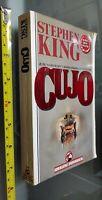 GG LIBRO: STEPHEN KING - CUJO SPERLING - SPERLING PAPERBACK 1992
