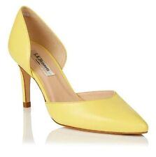 L.K. Bennett 100% Leather Slim Heels for Women