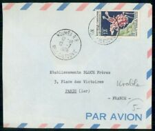 Mayfairstamps New Caledonia 1966 Noumea to France Cover wwg4787