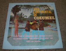 Trio Continental De Cozumel~AUTOGRAPHED~Private Label World Folk~FAST SHIPPING!