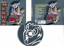 "MEKON "" Relax with Mekon "" (CD) 2000"