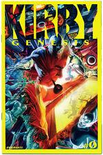 KIRBY: GENESIS #0 - Kurt Busiek & Alex Ross - Dynamite - NM/New/Unread Comic!