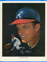 1966 ATLANTA BRAVES UNION OIL LEE THOMAS  EX-MT +