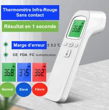 Thermomètre Frontal Sans Contact à Infra-Rouge Température bébés Adultes Neuf