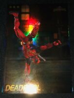 Marvel Contest Of Champions Dave And Busters-Deadpool FOIL