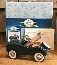 Vintage Hallmark Kiddie Car Classics 1949 Gilliam Sport Jaguar Don Palmiter Golf