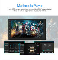 """7"""" 2Din Android 9.1 HD 2+32GB Car Stereo MP5 GPS DVR Wifi 3G 4G DAB Mirror Link"""