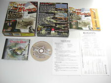 OVER THE REICH Pc Cd Rom ORIGINAL BIG BOX - Fast Secure Post