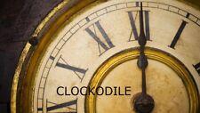 CLOCK REPAIR SERVICE ESTIMATE & CLOCKODILE CLOCK REPAIR TESTIMONIALS -since 1844