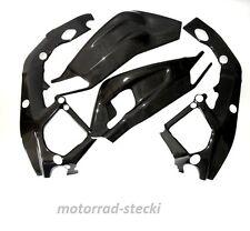 Protecteur de cadre+économiseur pour dérailleur long Charbon Moto BMW S1000RR