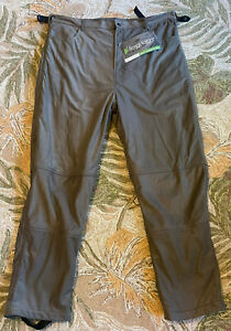 Frogg Toggs Fleece Lined Wader Pant size XL NWT Brown