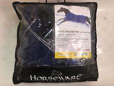 "Horseware Amigo Hero 900 Pony Blanket W/Classic Front Med 200g 66"" Atlantic Blue"