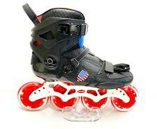 Trurev Carbon Fiber Pro Inline Skate - 4 wheel Frame