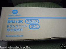 New ! GENUINE Konica Minolta Bizhub C368 C308 Black Drum DR313K A7UK-0RD