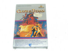 Clash of the Titans BETA Format Videocassette NEw Sealed Big Box Andress
