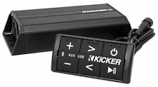 KICKER 42PXIBT1002 200 Watt 2-Channel Bluetooth Amplifier+Controller RZR/ATV/UTV