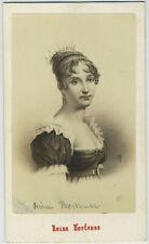 CDV. Reine Hortense, reine de Hollande, duchesse de Saint-Leu. Neurdein à Paris.