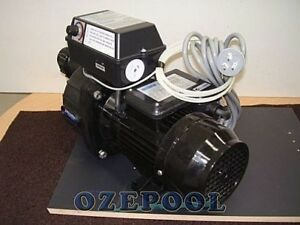 SPA PUMP 10AMP Waterco REPLACE for Onga 4352 Davey SpaQuip, Spatex supply/Deliv