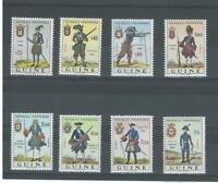 Portuguese Guinea | 1966 | Military Uniforms | MNH OG