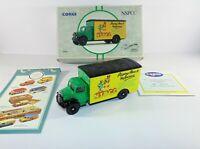 Corgi Classic Commercials Model Diecast Truck 97123 NSPCC Bedford Van