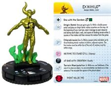 Marvel Heroclix Avengers Montar ex nihilo #056 Sr Super Raro