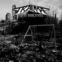 TRAUMA - AS THE WORLD DIES   CD NEW!