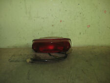 yamaha  900  diversion   rear lamp