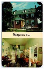 McGarrity's Hedgerow Inn, Lumberton, NJ Postcard