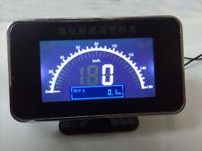 LCD Digital Speedometer Odometer 0-160 km/h