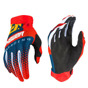 MTB Racing Full Finger Golves Cycling Shockproof Breathable Bicycle Riding Glove
